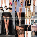 2015 Chic Sexy Tattoo Tights Tattoo Sock Transparent Pantyhose Stockings Regular