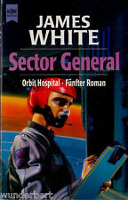 "James WHITE - "" Orbit Hospital 5 - Sector GENERAL "" (1993) - tb"
