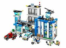 NEW LEGO City 60047 Police Station Children 6-12 Years Old Building Toy Box Set