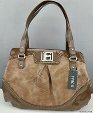 Nuovo Borsa GUESS Grosseto Donna Taupe NeuF