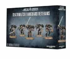 Warhammer 40k Space Marines Deathwatch Vanguard Veterans NIB