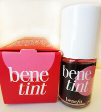 New Benefit Cosmetics bene Tint Rose tinted Lip and Cheek Stain FULL SIZE NIB!!