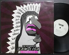"The Residents Import Electronic Disco 12"" Single 1986"