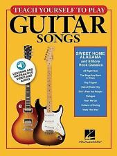 Guitar Songs - Sweet Home Alabama and 9 More Rock Classics (2016, Paperback)