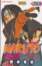 NARUTO tome 25 Kishimoto manga shonen *