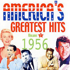 America's Greatest Hits 1956 Vol 7 CD Sealed New Elvis Dean Martin Doris Day USA