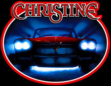 80's Stephen King Horror Classic Christine Poster Art custom tee AnySizeAnyColor