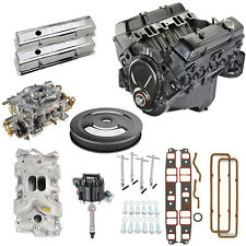 GM 350 Engine Kit w/ Components Includes Carb Intake Gaskets Chevy 10067353K6