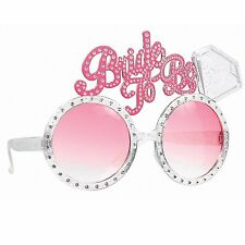 BRIDE TO BE SUNGLASSES - HEN NIGHT - LADIES NIGHT - FANCY DRESS - PARTY - NEW