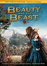 Beauty And The Beast, discs: 1[PG-13/DVD] DNY [TRAILER INSIDE]