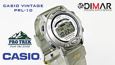VINTAGE CASIO  PRL-10 PRO TREK LEY  MODULO 1645 JAPAN THERMOMETER WR.100