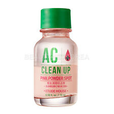 [ETUDE HOUSE] AC Clean Up Pink Powder Spot 15ml / Korea Cosmetic