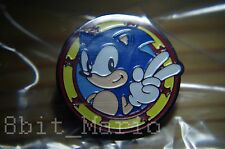 SONIC THE HEDGEHOG Megadrive Game Gear locale RARO PROMO smalto pin badge pin