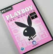 PLAYBOY THE MANSION con manuale in DVDbox in tedesco