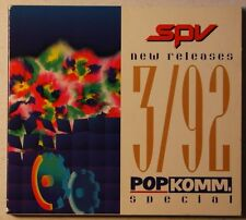 Rare Popkomm CD 1992 Eloy Peter Murphy Sweet Rubicon