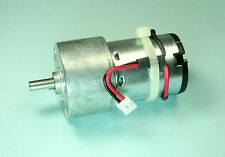 120 RPM Heavy Duty Gearhead Motor - 12V - High Torque