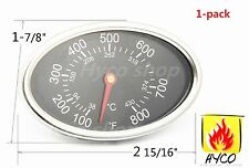 hy22549 Stainless Heat Indicator Replacement for Gas Grill Aussie, BBQ Grillware