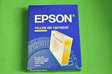 Epson Yellow S020122 Stylus Color 3000 Pro 5000 Date 2004 to 2006