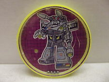 VINTAGE 1984 TRANSFORMERS HANDHELD ROLLING BALL DEXTERITY POCKET PUZZLE