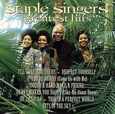 The Staple Singers: Greatest Hits, New Music