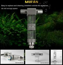 Atomiseur CO2 Diffuseur Nébuliseur Avec Bubble Contre pour Aquarium Poisson