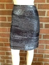 J. Crew STERLING JACQUARD PENCIL SKIRT item 30743 $198.00 Metallic Threading 2