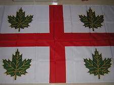 Reproduced British Empire Flag Anglican Church of Canada Flag Ensign 3ftX5ft,