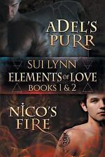 Elements of Love - Books 1 & 2 by Sui Lynn (2015, Paperback)