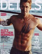 Matthew Morrison In-person AUTHENTIC Autographed Photo COA SHA #73737