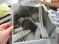 CLINT BLACK Autographed 8 x 10 Photo with COA   L@@K  GREAT PIECE!!