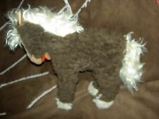 Vintage 1968-78, STEIFF Germany button-in-ear, Cosy Pony horse