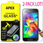 Premium 9H Tempered Glass Film Screen Protector for Samsung Galaxy S5 Mini