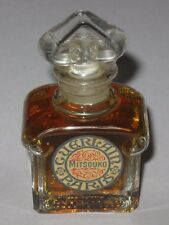 Vintage Guerlain Mitsouko Perfume Bottle Sealed, 1/4 OZ - 7.5 ML - Full - #2