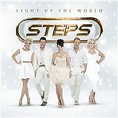 Steps - Light Up the World (2012)  CD  NEW  SPEEDYPOST