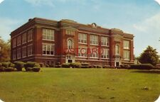 HIGH SCHOOL BUILDING, WEST UNITY, OHIO
