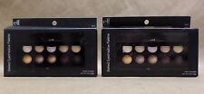 ELF Eye Shadow Palette Studio Baked Rich Pigment Texas Exp 11/17 Lot of 2 New