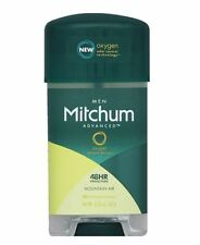 Mitchum Power Gel Anti-Perspirant - Deodorant Mountain Air 2.25 oz (Pack of 9)