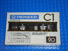 PIONEER  CI   90  BLANK CASSETTE  TAPE  (1)     (SEALED)