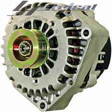 100% NEW 200AMP HIGH OUTPUT ALTERNATOR FOR CHEVY,GMC,CADILLAC*ONE YEAR WARRANTY*