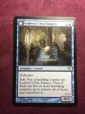 Ludevic's Test Subject ISD Innistrad   VO   -  MTG Magic (EX)