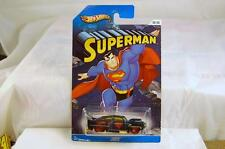 RARE 2013 - Hot Wheels Superman Series # 06 of 6 - Jaded 1/64 DIECAST CAR SM