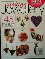 Making Jewellery UK 45 Pattern Inspired Projects Instagram Feb 15 FREE SHIPPING