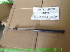 2002 MAXIMA LEFT FRONT HOOD STAY SUPPORT SHOCK STRUT ABSORBER 654712Y910