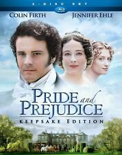 Pride and Prejudice [Keepsake Edition Blu-ray Region A BLU-RAY/WS