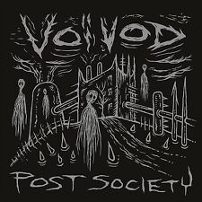 VOIVOD - VOIVOD-POST SOCIETY-EP  CD SINGLE NEU