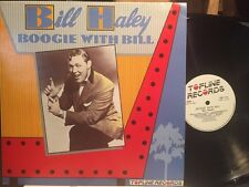Bill Haley ‎– Boogie With Bill NM+ Jugoton ‎– LMCHARLY 11123 VINYL LP