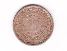 Republic of Mexicana 10 Centavos Coin 1940  !