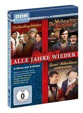 2 DVDs *  ALLE JAHRE WIEDER - WEIHNACHTSGESCHICHTEN - Henry Hübchen  # NEU OVP -