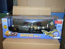u1/18 Ultimate Soldier WWII British Supermarine Spitfire Mk. I Fighter Aircraft