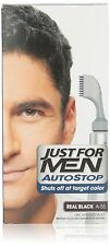 Just for Men Autostop Hair Color, Real Black A-55 (Pack of 12)